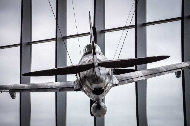 © Adam Duffield - Republic P-47D Thunderbolt 42-26413 - American Air Museum Reopening