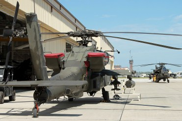 © Mark Forest - Boeing AH-64D Apache Longbow - Whiteman Air Force Base