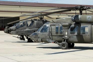 © Mark Forest - Sikorsky UH-60 Blackhawk - Whiteman Air Force Base