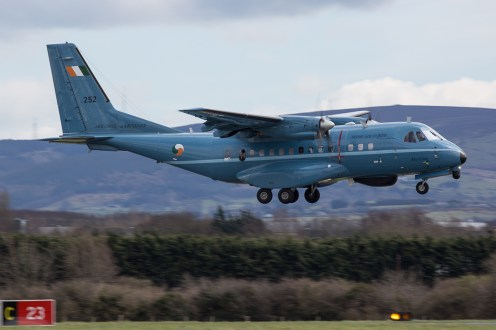 © Paul Harvey - CASA CN235-100M 252 - Irish Air Corps Easter Rising Centenary