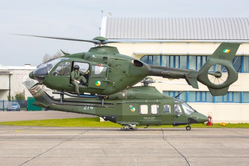 © Paul Harvey - Eurocopter EC135 271 - Irish Air Corps Easter Rising Centenary