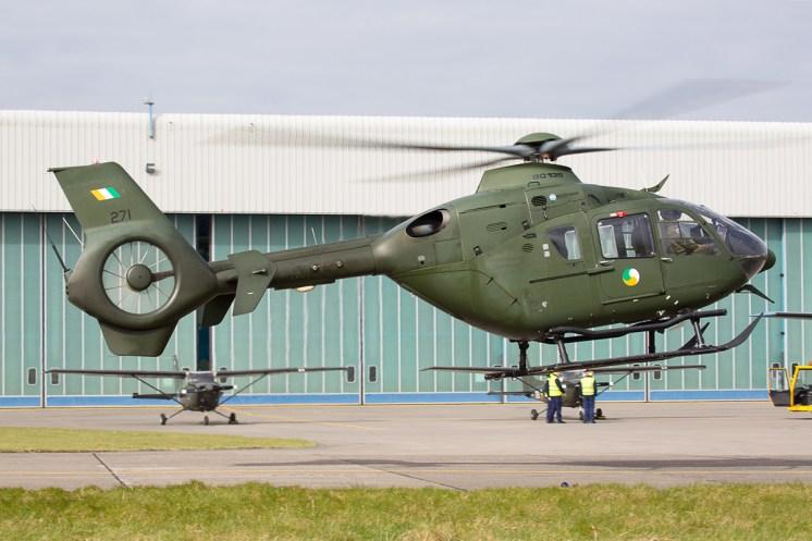 © Paul Harvey - Eurocopter EC135 271 - Irish Air Corps Easter Rising Centenary