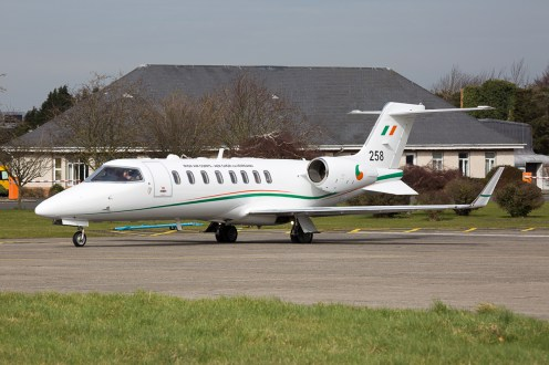 © Paul Harvey - Learjet 45 258 - Irish Air Corps Easter Rising Centenary