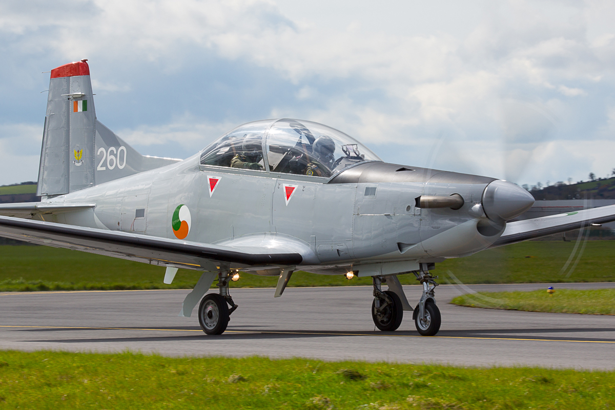 © Paul Harvey - Pilatus PC-9M 260 - Irish Air Corps Easter Rising Centenary