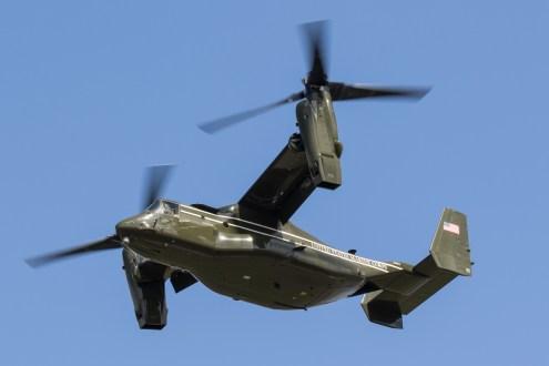 © Adam Duffield - Bell-Boeing MV-22B Osprey 168284 – HMX-1 Presidential Helicopters at RAF Mildenhall