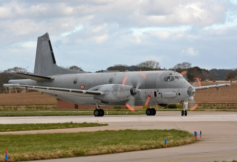 © Niall Paterson - Aéronavale Breguet Atlantique II - Joint Warrior 16-1