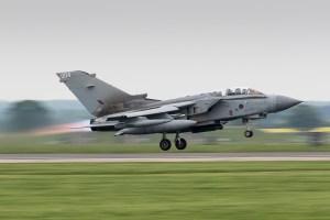 © Adam Duffield - Panavia Tornado GR4 ZA370 - RAF Marham Enthusiasts Event