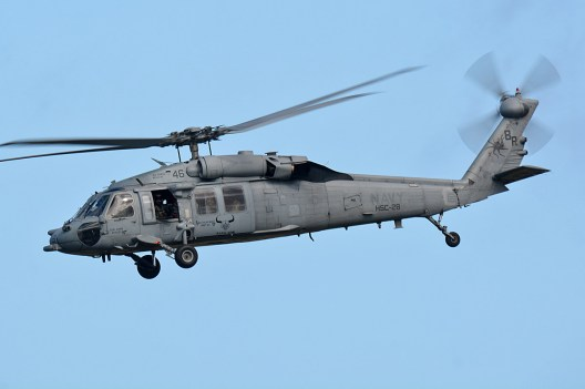 © Niall Paterson - USN Sikorsky MH-60S Seahawk - Joint Warrior 16-1