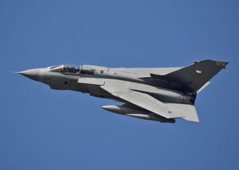 © Niall Paterson - RAF Panavia Tornado GR4 - Joint Warrior 16-1