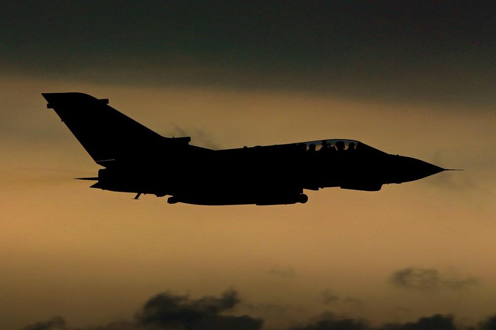 © Jamie Ewan - RAF Panavia Tornado GR4 ZG791 - Joint Warrior 16-1