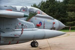 © Mark Ranger - Panavia Tornado GR4 ZA614 - RAF Marham Enthusiasts Event