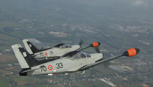 © Kevin Wright - SIAI-Marchetti SF.260 - Italian Air Force Flying Training