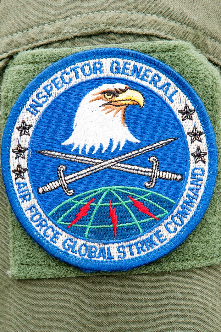 © Duncan Monk - AFGSC Patch - Ex BALTOPS / Saber Strike 2016