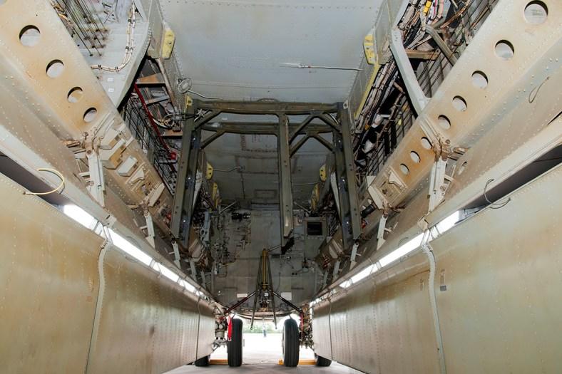 © Duncan Monk - B-52H 60-0037 Bomb Bay - Ex BALTOPS / Saber Strike 2016