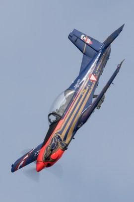 © Adam Duffield - Austrian Air Force PC-7 3H-FC - Luchtmachtdagen 2016