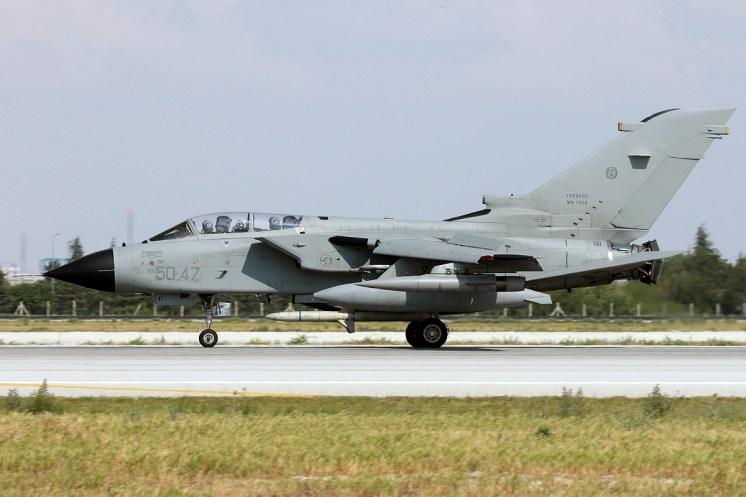 © Mark Kwiatkowski - ITAF Tornado IDS MM7059 - Anatolian Eagle 2016