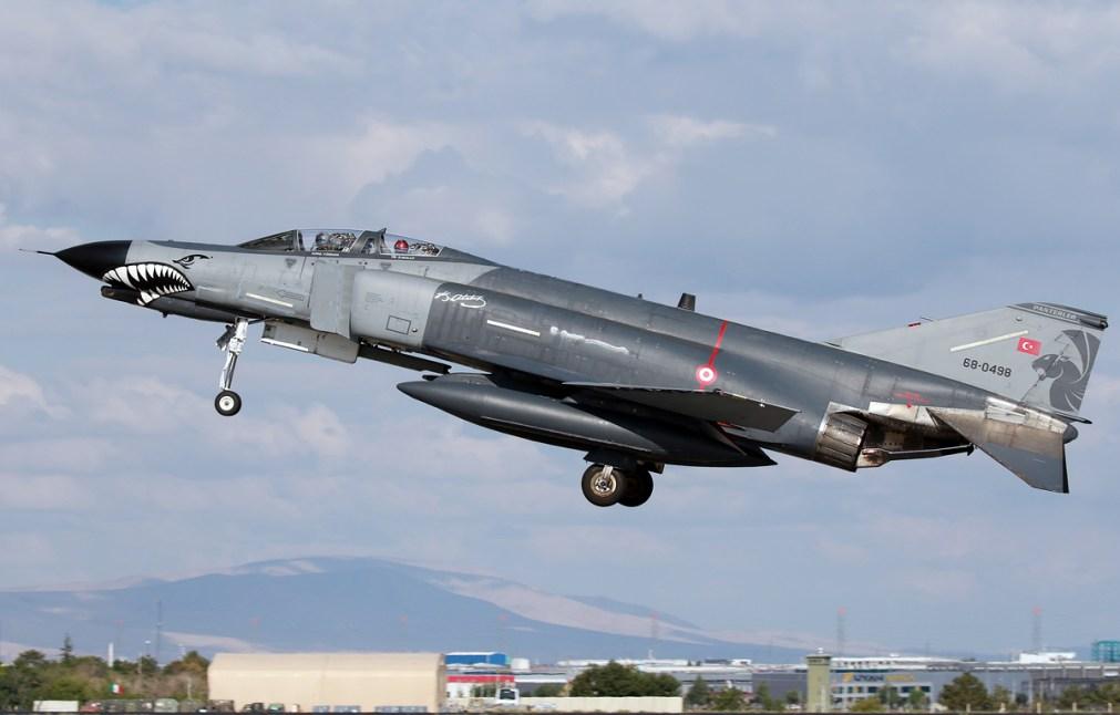 © Mark Kwiatkowski - TuAF F-4E Phantom 68-0498 - Anatolian Eagle 2016