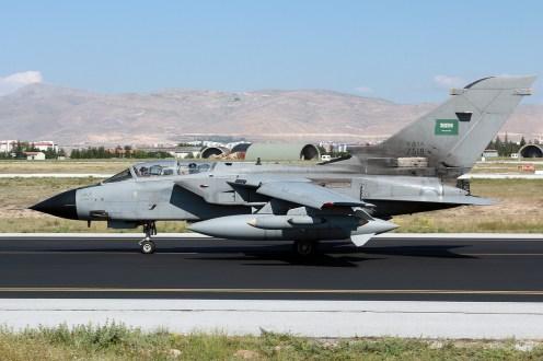 © Mark Kwiatkowski - RSAF Tornado IDS 7518 - Anatolian Eagle 2016