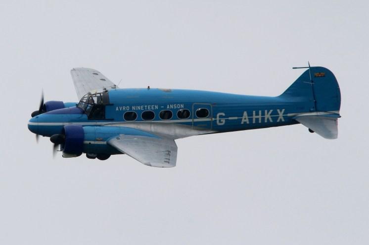© Jamie Ewan - Avro 652A Anson C.19 Series 2 G-AHKX - RAF Cosford Air Show 2016