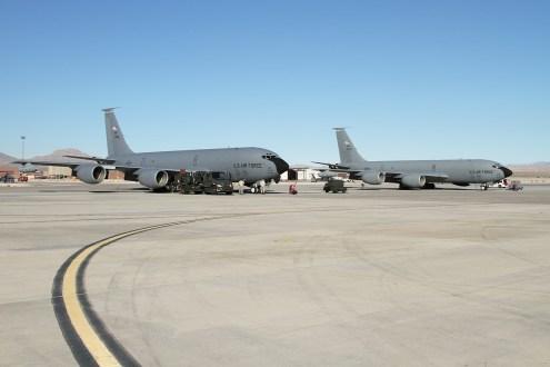 © Jason Grant - KC-135R's 59-1508 and 60-0355 - KC-135 60th Anniversary