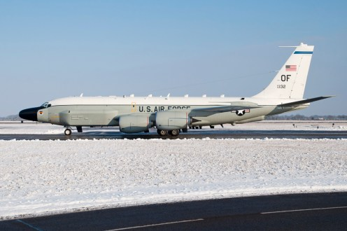 © Duncan Monk - RC-135W 62-4132 - KC-135 60th Anniversary