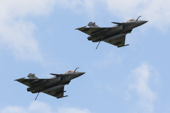 © Adam Duffield - Aéronavale Rafale M Pair - RNAS Yeovilton Air Day 2016