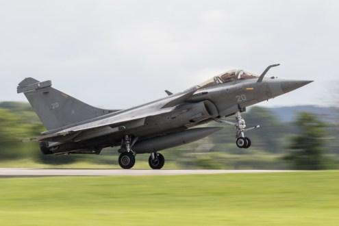 © Adam Duffield - Aéronavale Rafale M - RNAS Yeovilton Air Day 2016