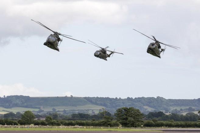 © Adam Duffield - Royal Navy Commando Assault - RNAS Yeovilton Air Day 2016