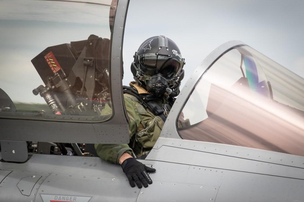 © Adam Duffield - French Air Force Rafale C - Royal International Air Tattoo 2016