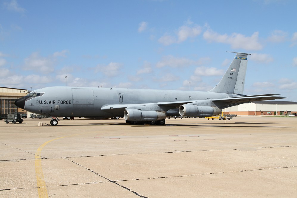 © Jason Grant - GKC-135E Ground Instruction Airframe - KC-135 60th Anniversary