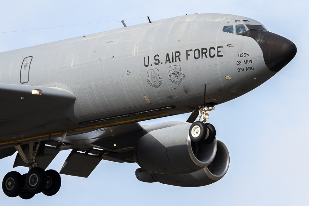 © Adam Duffield - KC-135R 60-0355 - KC-135 60th Anniversary