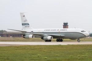 © Adam Duffield - OC-135B 61-2672 - KC-135 60th Anniversary