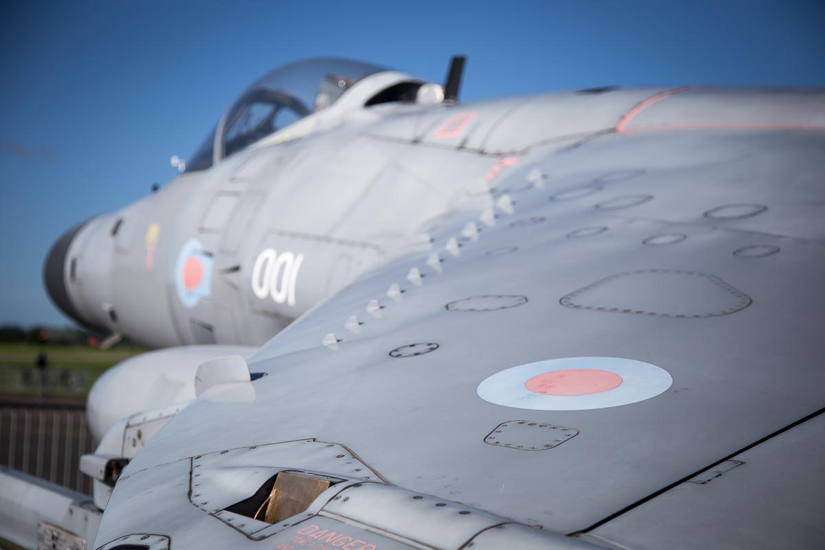 © Adam Duffield - Sea Harrier FA.2 ZH800 - RNAS Yeovilton Air Day 2016