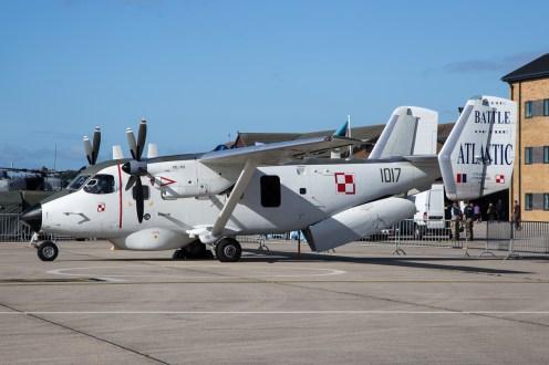 © Adam Duffield - Polish Air Force M28 Bryza 1017 - RNAS Yeovilton Air Day 2016