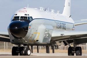 © Adam Duffield - RC-135W 62-4132 - KC-135 60th Anniversary