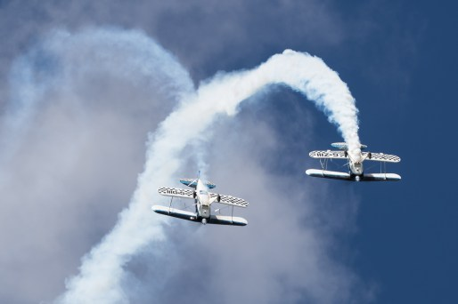 © Adam Duffield - Wildcat Aerobatics - Old Buckenham Airshow 2016