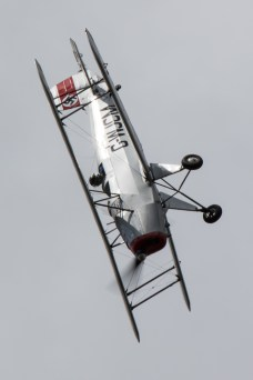 © Adam Duffield - Jungmann G-WJCM - Old Buckenham Airshow 2016