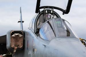 © Adam Duffield - SEPECAT Jaguar T4 XX835/EX - RAF Cosford Jaguars final prowl