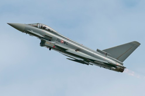 © Duncan Monk - Austrian Air Force Eurofighter EF2000 7LWC - Ostrava NATO Days 2016