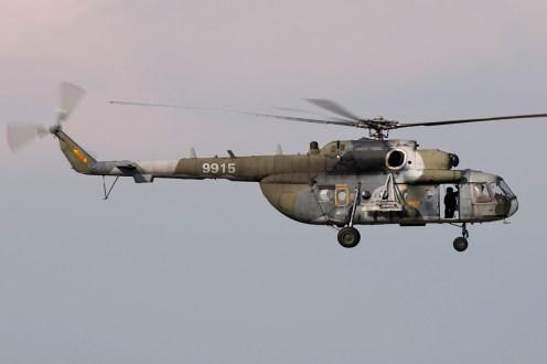 © Duncan Monk - Czech Air Force Mi-171 Hip 9915 - Ostrava NATO Days 2016