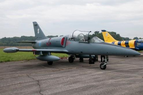 © Duncan Monk - Lithuanian Air Force L-159 Albatross Blue 16 - Ostrava NATO Days 2016