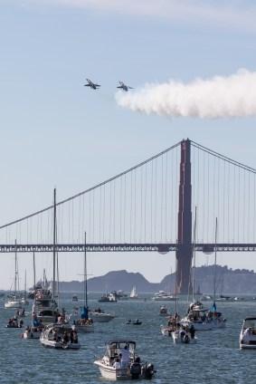 ©Adam Duffield - US Navy Blue Angels - San Francisco Fleet Week 2016
