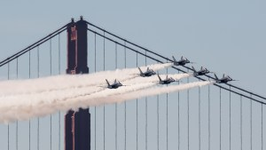 © Adam Duffield - US Navy Blue Angels - San Francisco Fleet Week 2016