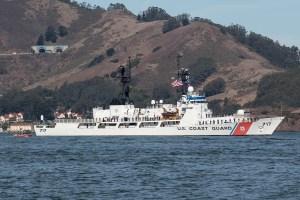 ©Adam Duffield - USCGC Mellon (WHEC-717) - San Francisco Fleet Week 2016