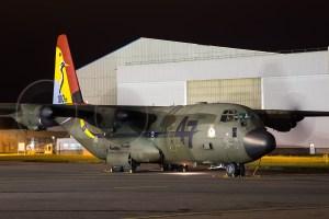 © Adam Duffield - Lockheed Martin C-130J Hercules C5 ZH880 - RAF Brize Norton Nightshoot