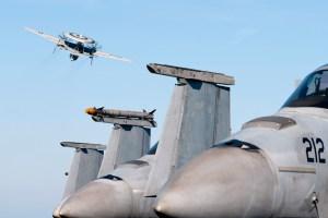 © Duncan Monk - Northrop Grumman E-2C Hawkeye 164486 - USS Dwight D Eisenhower