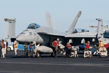 © Duncan Monk - Boeing F/A-18E Super Hornet - USS Dwight D Eisenhower