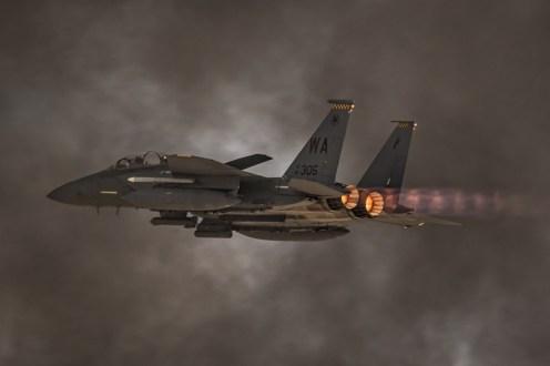 © Paul Smith - Boeing F-15E Strike Eagle 91-0305 - Nellis Aviation Nation 2016