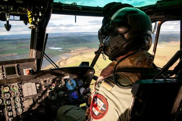 © Duncan Monk - Westland Sea King HC4 Commando retirement RNAS Yeovilton - AeroResource 2016 Highlights