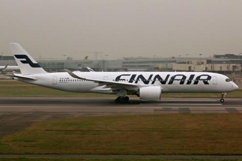 © Jamie Ewan - London Heathrow – December – Finnair A350 - AeroResource 2016 Highlights